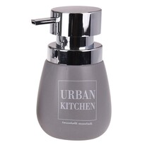 Dozownik na mydło w płynie Urban kitchen, szary