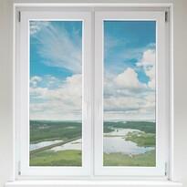 Orion Sieť na okno proti hmyzu 2 ks, biela, 130 x 150 cm