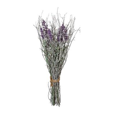Művirág Levendula csokor, 29 cm