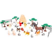 Detský hrací set Farm animals Collection, 26 ks