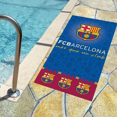 b86d6496eac3b Halantex Osuška FC Barcelona, 70 x 140 cm | 4home - pohodlie domova