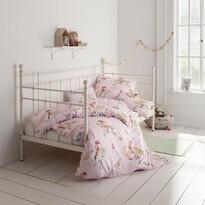 Stella Ateliers Dziecięca pościel bawełniana do łóżeczka Lena, 100 x 135 cm, 40 x 60 cm