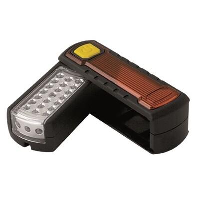 ALARM svítilna 21+3 LED, Panlux