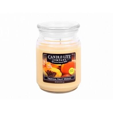 Candle-lite Illatos gyertya Trópusi mix, 510 g