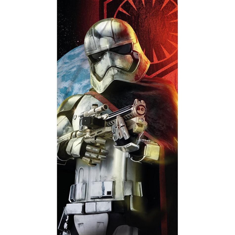 HALANTEX Osuška Star Wars VII Kapitán Phasma 70x140