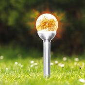 Solární světlo měnící barvy