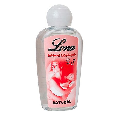 Lona lubrikační gel - NATURAL