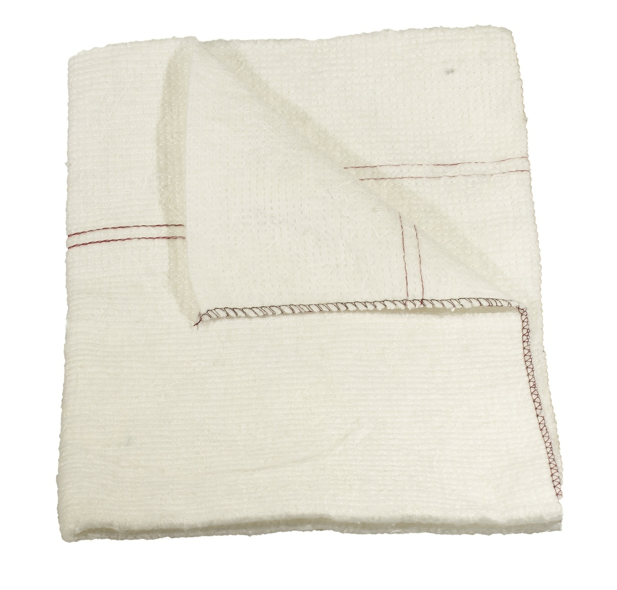 Handra na podlahu netkaná 50 x 60 cm, biela, 50 x 60 cm