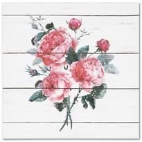 Vászonkép Rózsa, 28 x 28 cm
