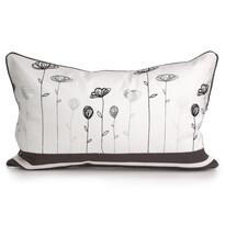 Altom Povlak na polštář White Flowers, 30 x 50 cm