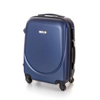 Pretty UP kerekes bőrönd ABS16 kék, 37 x 49 x 23 cm