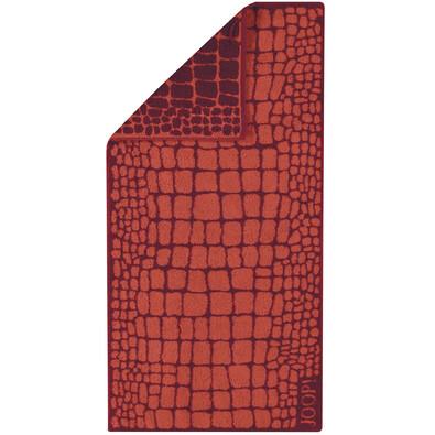 JOOP! Osuška Gala Croco Mohn, 80 x 150 cm