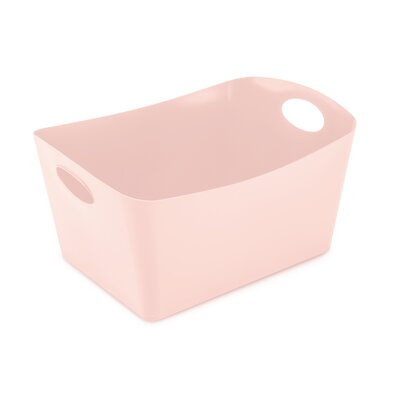 Koziol Pojemnik do przechowywania Boxxx różowy, 15 l