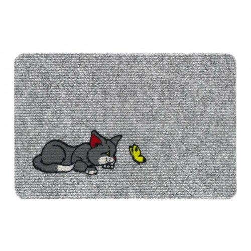 Covoraș Flocky Pisică, 40 x 60 cm