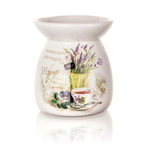 Banquet Kominek ceramiczny na wosk Lavender