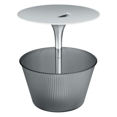Odkládací stolek Pick-Up šedý