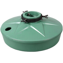 Plastikowy stojak pod choinkę Kunstoff, zielony