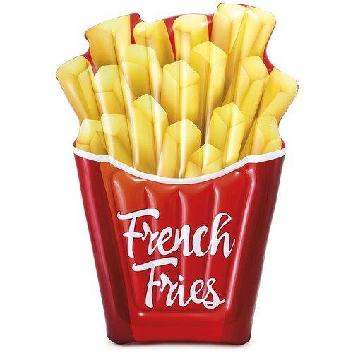 Intex Nafukovací plovák French fries