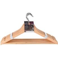 Storage Solutions 8dílná sada dřevěných ramínek, 45 cm