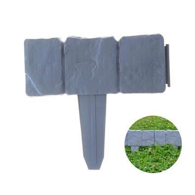 Zahradní plůtek plastový, 10 ks