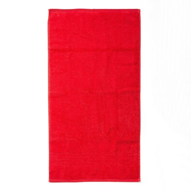 Ručník Empire červená, 30 x 50 cm