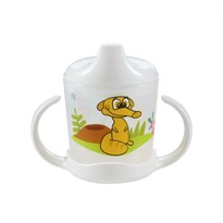 Ceașcă cu capac Tescoma DINO, 250 ml
