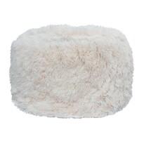 Domarex Queen puff 50 x 35 cm, fehér