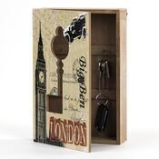 Skřiňka na klíče London