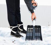 Skládací lopata na sníh