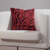 Povlak na polštářek Nairobi červená, 40 x 40 cm