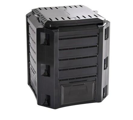 Kompostér Compogreen 380 l, černá