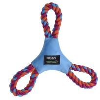 Jucărie pentru câini Dog rope, albastru