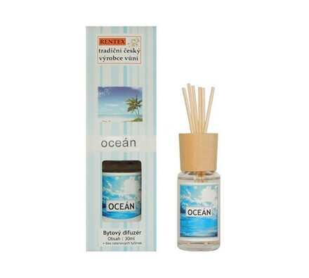 Bytový difuzér oceán