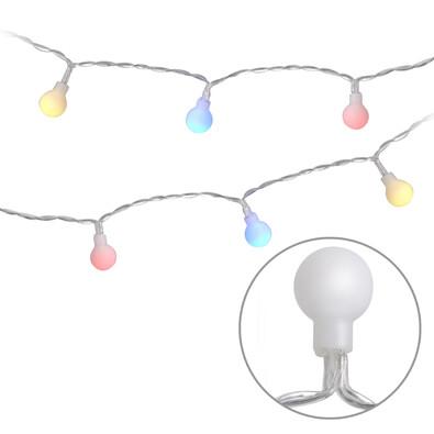 Párty řetěz s 50 LED