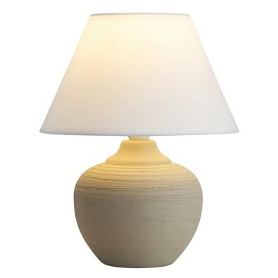 Rabalux 4391 Molly lampa stołowa, beżowa