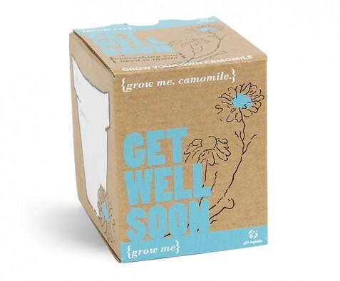 Grow me: Brzy se uzdrav