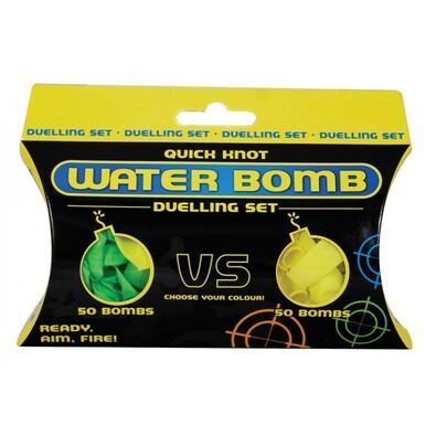 Vodní bomby - duel