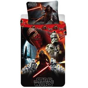 Dětské bavlněné povlečení Star Wars VII 2016, 140 x 200 cm, 70 x 90 cm