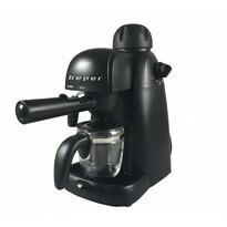 BEPER BC002 pákový kávovar, černá