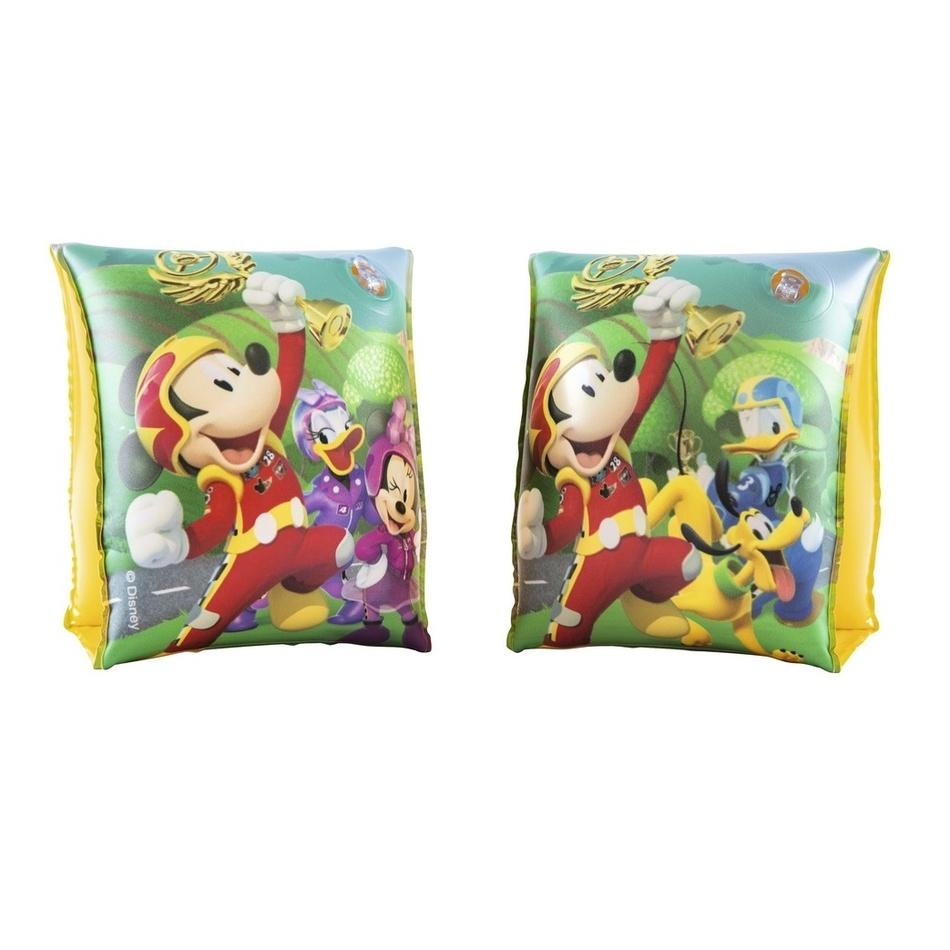 Bestway Nafukovací rukávky Mickey a Minnie, 3 - 6 let