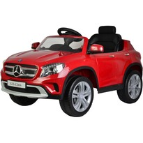 Buddy Toys BEC 8111 Elektrické autíčko Mercedes Benz GLA, červená