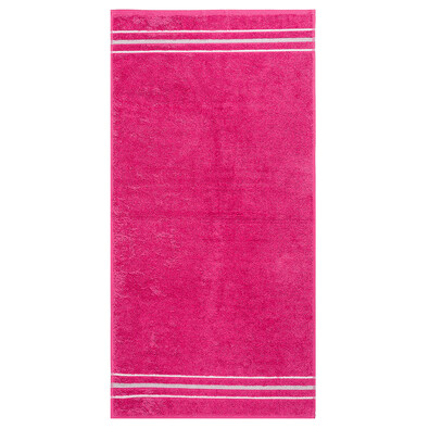 Cawö Frottier ručník Raspberry, 30 x 50 cm
