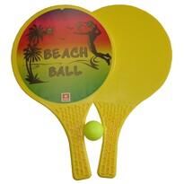 Plážový tenis - Beach ball - 2 pálky, míček