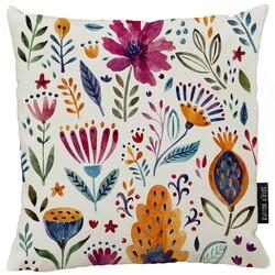 Butter Kings Polštář Spring flowers, 50 x 50 cm
