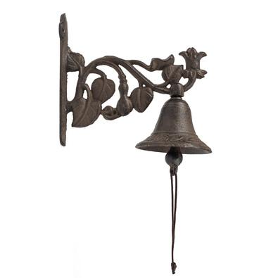 Kovový zvonček nad dvere Ornament