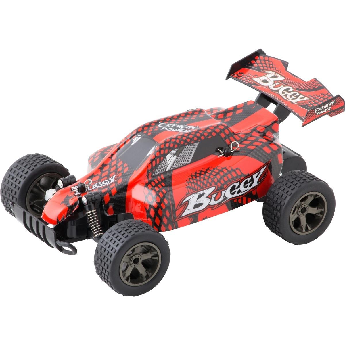Buddy Toys BRC 20.422 Auto na diaľkové ovládanie RC Batu, červená