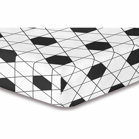 DecoKing Prostěradlo Harmony S1, 160 x 200 cm