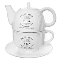 Orion Ceramiczny komplet do herbaty SWEET HOME