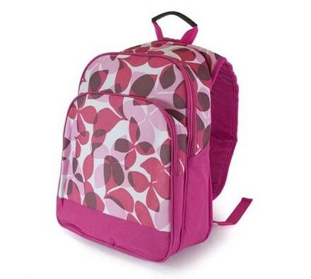 Chladící batoh, růžový