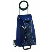Gimi Nákupní taška na kolečkách Market modrá, 48 l